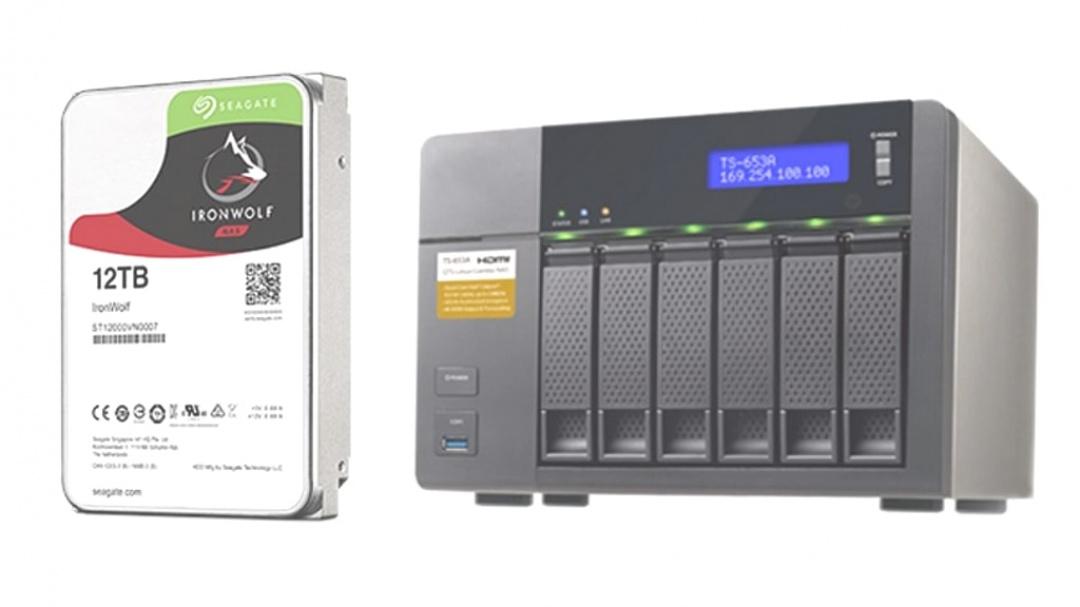 Personīgā Mini tīkla glabātuve (NAS)